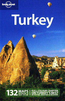 press lonely planet turkey