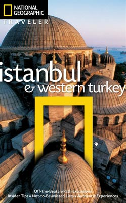 Press National geographic traveler Istanbul and western Turkey